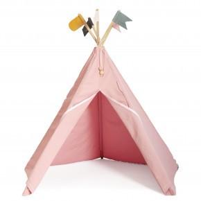Roommate Hippie Tipi legetelt - rosa
