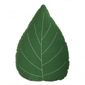 Roommate pude - grønt blad