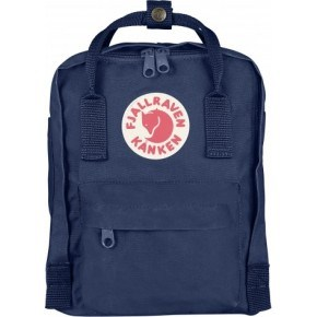 Fjällräven Mini Kånken Rygsæk - Royal Blue