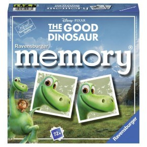 Ravensburger - Good Dinosaur memoryspil
