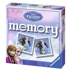 Ravensburger - Frozen memoryspil