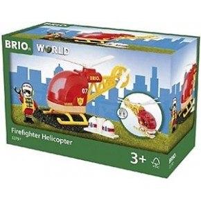 BRIO World - Redningshelikopter