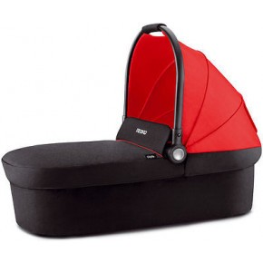 Citylife Carrycot incl. adapter Ruby