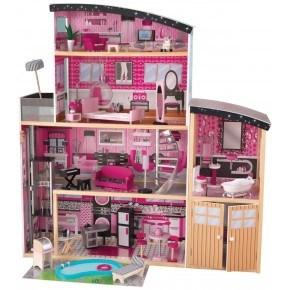 Kidkraft Sparkle dukkehus
