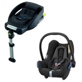Maxi-Cosi CabrioFix - Nomad Black med Easyfix base