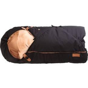 Sleepbag Sove- og kørepose - Sort
