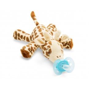 Philips Avent Snuggle giraf med sut