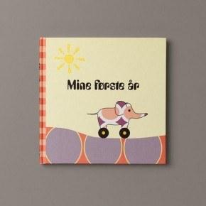 Specialday Mine første år - pigebog