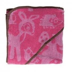 SEBRA - Håndklæde m. hætte, farm girl