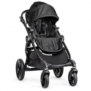Baby Jogger City Select Demo Model- Black