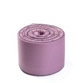 Smallstuff Sengerand Prikker - Mørk rosa