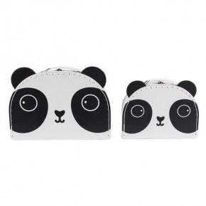 Sass & Belle kuffert, panda