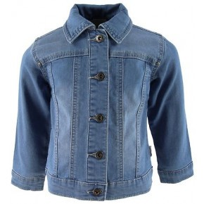 Hust & Claire elsa jakke - washed denim