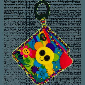 Lamaze bog med farver