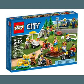 LEGO City, Sjov i parken - folk fra byen