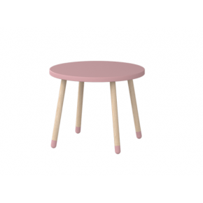Flexa Play - Rundt bord, Rosa