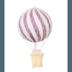 Filibabba Luftballon 10cm - Blomme