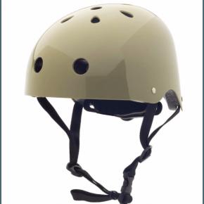 Trybike CoConuts Cykelhjelm - Grøn, str. S