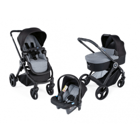 Chicco Best Friend Trio Light kombivogn, Crossover - Stone