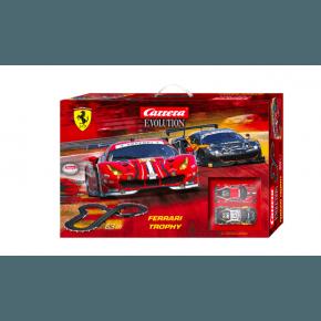 Carrera Evolution Ferrari Trophy racerbane - 1:32 Racerbane