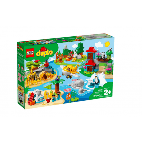 LEGO DUPLO - Verdens Dyr - 10907