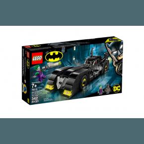 LEGO Super Heroes Jagten på Jokeren - 76119