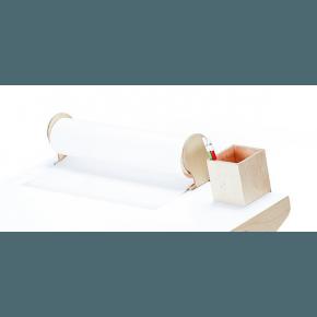 Lil Gaea Milky desk papirrulle og blyantsholder