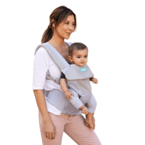 Moby Move 4 Position Carrier - Grey