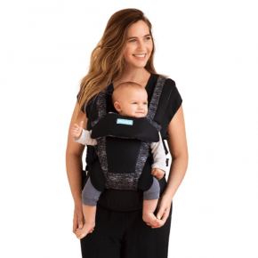 Moby Move 4 Position Carrier - Black