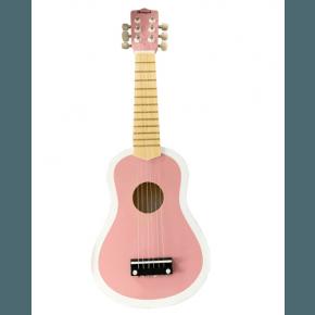 Magni Guitar - rosa/hvid