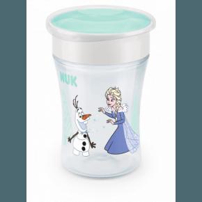 NUK magic cup Frost Elsa - gennemsigtig