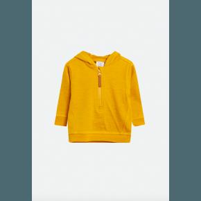 Hust & Claire samson sweatshirt - turmeric