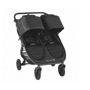 Baby Jogger City Mini GT 2 Double - jet