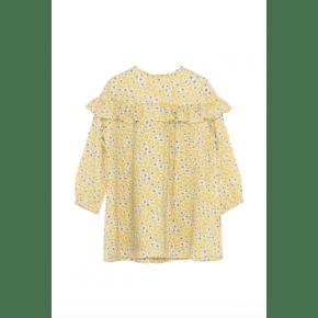 Hust & Claire Dipsy kjole - sun dust