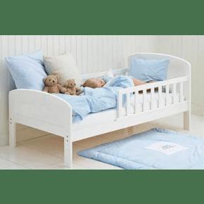 Baby Dan Karla juniorseng 70x140 cm - hvid