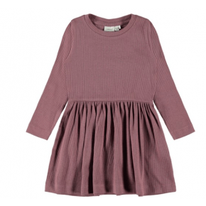 Name It kjole - rose taupe