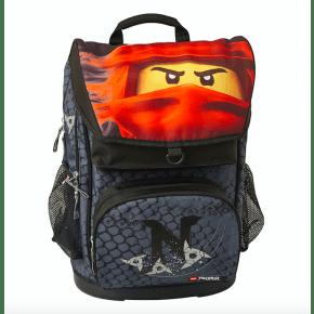 LEGO Ninjago Kai maxi skoletaske m. gymnastiktaske - sort