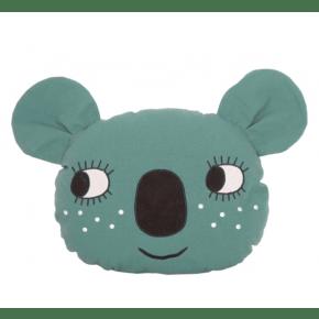 Roommate pude koala - sea grey