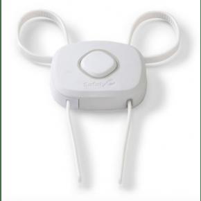 Safety 1st flex lock skabslås - hvid