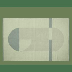 Flexa gulvtæpppe 180x120 - moss green