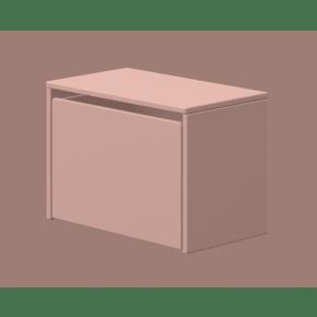 Flexa PLAY opbevaringsbænk -  light rose