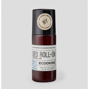Ecooking deo roll-on 50 ml.