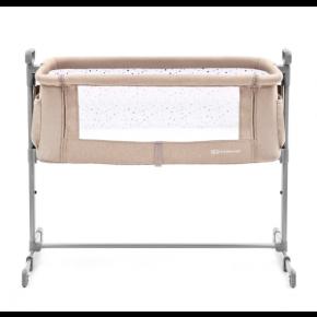 Kinderkraft NESTLE bedside crib - beige