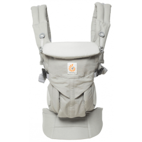 Ergobaby Omni 360 all-in-one bæresele - pearl grey