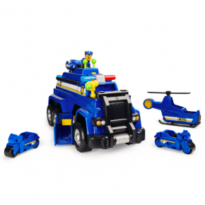 Paw Patrol Ultimate Police Cruiser 5-in-1 Legetøj