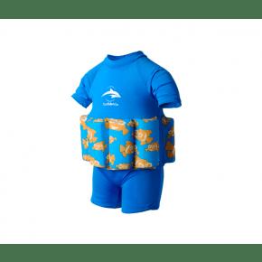 Konfidence flydedragt - blue clownfish