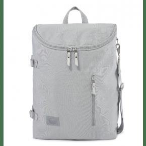 Baby Dreamer backpack pusletaske - grå