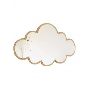 Maseliving spejl sky egetræ
