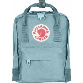 Fjällräven Mini Kånken rygsæk - Sky Blue