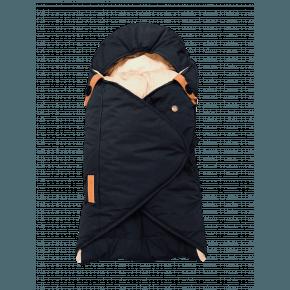 Sleepbag Kørepose - Sort